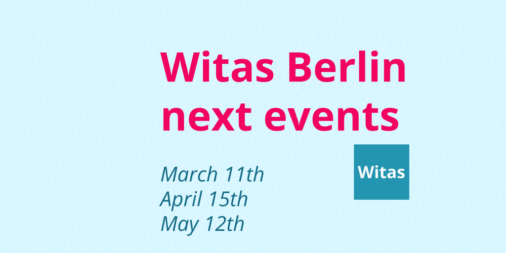 Meetup Women in Tech and Startup Berlin, March 2015