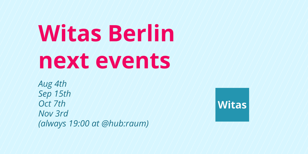 Women in Tech and Startups Berlin meetup